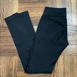 NEW Diane Von Furstenberg black leggings / pants